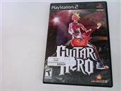 SONY Sony PlayStation 2 GUITAR HERO PLAYSTATION 2